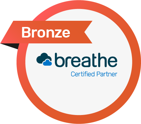 Breathe Bronze Partner