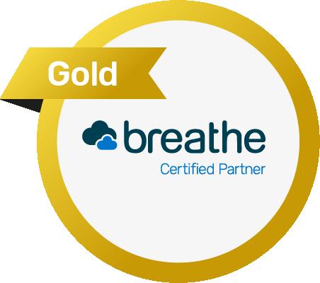 Breathe Gold Partner
